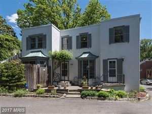 Photo of 1601 CATON PL NW, WASHINGTON, DC 20007 (MLS # DC10051967)