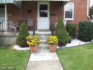 Tiny photo for 8546 WILLOW OAK RD, BALTIMORE, MD 21234 (MLS # BC10055969)