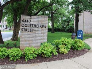 Photo of 4410 OGLETHORPE ST #102, HYATTSVILLE, MD 20781 (MLS # PG9963970)
