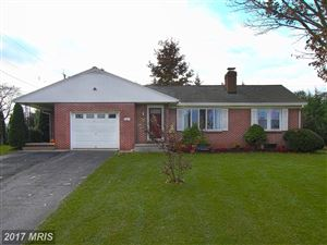 Photo of 117 DUNROVIN AVE, WESTMINSTER, MD 21158 (MLS # CR10100971)