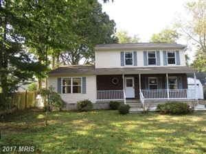 Photo of 4926 CHESTNUT ST, SHADY SIDE, MD 20764 (MLS # AA10090975)
