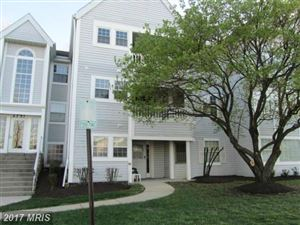 Photo of 8387 MONTGOMERY RUN RD #F, ELLICOTT CITY, MD 21043 (MLS # HW9819975)