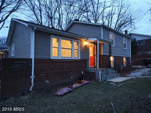 Photo of 12425 LITTLETON ST, SILVER SPRING, MD 20906 (MLS # MC10009980)