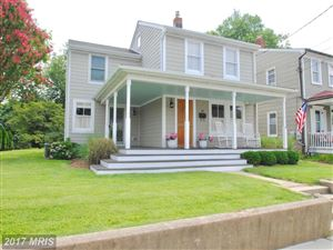 Photo of 22 BREWER AVE, ANNAPOLIS, MD 21401 (MLS # AA10017982)