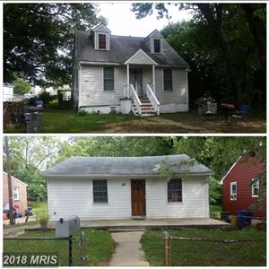 Photo of 271/2 HICKS AVE, ANNAPOLIS, MD 21401 (MLS # AA10062983)