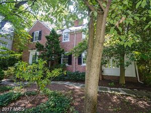 Photo of 307 BROXTON RD, BALTIMORE, MD 21212 (MLS # BA9985988)