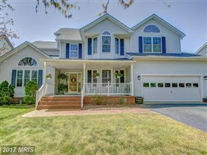 Photo of 17715 WHITESTONE DR, TALL TIMBERS, MD 20690 (MLS # SM9922992)