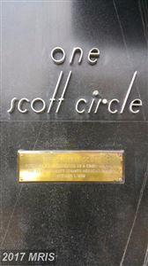 Photo of 1 SCOTT CIR NW #18, WASHINGTON, DC 20036 (MLS # DC10093995)