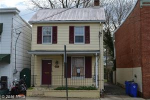 Photo of 412 BENTZ ST, FREDERICK, MD 21701 (MLS # FR9606995)