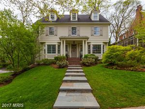 Photo of 3800 UNDERWOOD ST, CHEVY CHASE, MD 20815 (MLS # MC10055997)