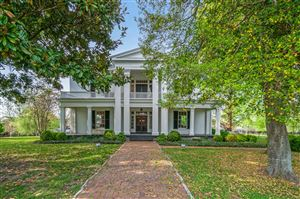 Photo of LISTED ON THE NATIONAL REGISTER OF HISTORIC PLACES. ** Riverside** This 5000 sq ft Antebellum home is a Historic gem with modern amenities, an escape in the center of FRANKLIN.  Historic 1833 Cabin (2116 sq ft) and Banquet Hall (4671 sq ft)  3 Bedrooms in main estate home as well as 3 bedrooms in cabin w/ 2 more in the banquet hall/detached apt.