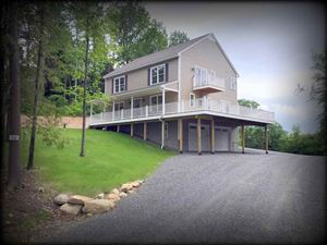 Photo of 30 White Birch Drive, Chesterfield, NH 03433 (MLS # 4648226)