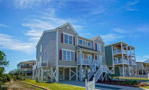 Photo of 281 Brunswick Avenue W #A, Holden Beach, NC 28462 (MLS # 100087165)