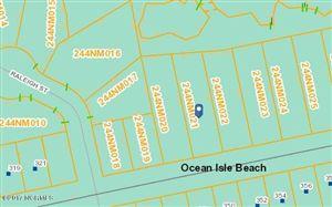 Photo of 331 E Second Street, Ocean Isle Beach, NC 28469 (MLS # 100083280)
