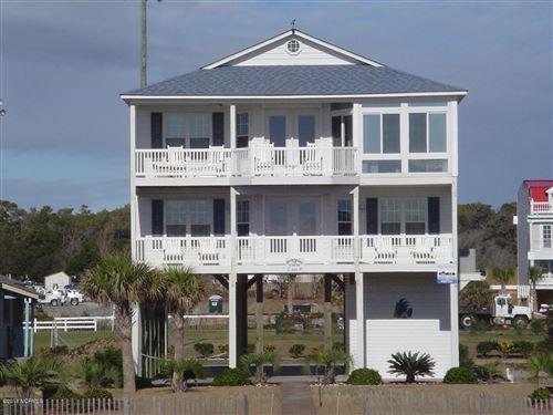 Photo of 4624 E Beach Drive, Oak Island, NC 28465 (MLS # 100065504)