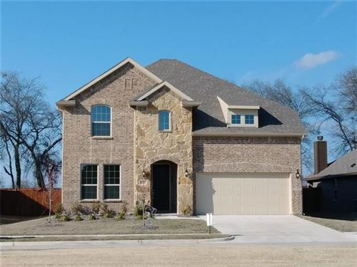 Photo of 3515 Sequoia Lane, Melissa, TX 75454 (MLS # 13612259)