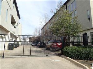Photo of 1600 N Haskell Avenue #8, Dallas, TX 75204 (MLS # 13730286)