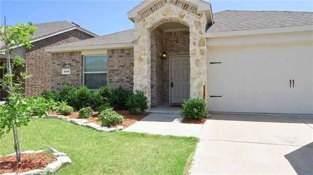 Photo for 1113 Roman Drive, Princeton, TX 75407 (MLS # 13685446)