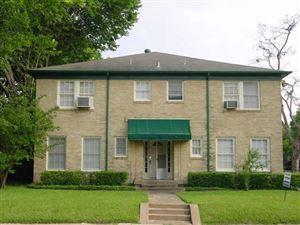 Photo of 5800 VICKERY Boulevard #8, Dallas, TX 75206 (MLS # 13641575)