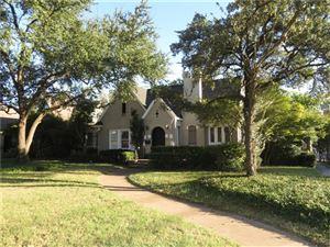 Photo of 5700 Winton Street, Dallas, TX 75206 (MLS # 13713698)