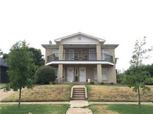 Photo of 2226 W Rosedale Street S #200, Fort Worth, TX 76110 (MLS # 13695796)