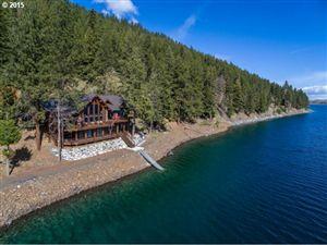 Photo of 61173 LAKE SHORE DR, Wallowa Lake, OR 97846 (MLS # 15110648)