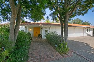 Photo of 4950 El Arco Iris, Rancho Santa Fe, CA 92067 (MLS # 170054175)