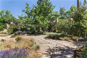 Photo of 653 Canyon Road, Santa Fe, NM 87501 (MLS # 201703223)