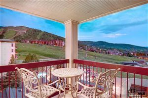 Photo for 1855 Ski Time Square Drive #705A, Steamboat Springs, CO 80487 (MLS # 160380)