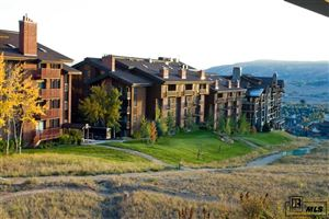 Photo for 2420 Ski Trail Lane #615, Steamboat Springs, CO 80487 (MLS # 160676)