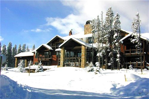 Photo of 75 SNOWFLAKE DRIVE, BRECKENRIDGE, CO 80424 (MLS # S1006316)