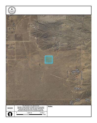 Photo of Off Pajarito #16 Road SW, Albuquerque, NM 87121 (MLS # 899788)