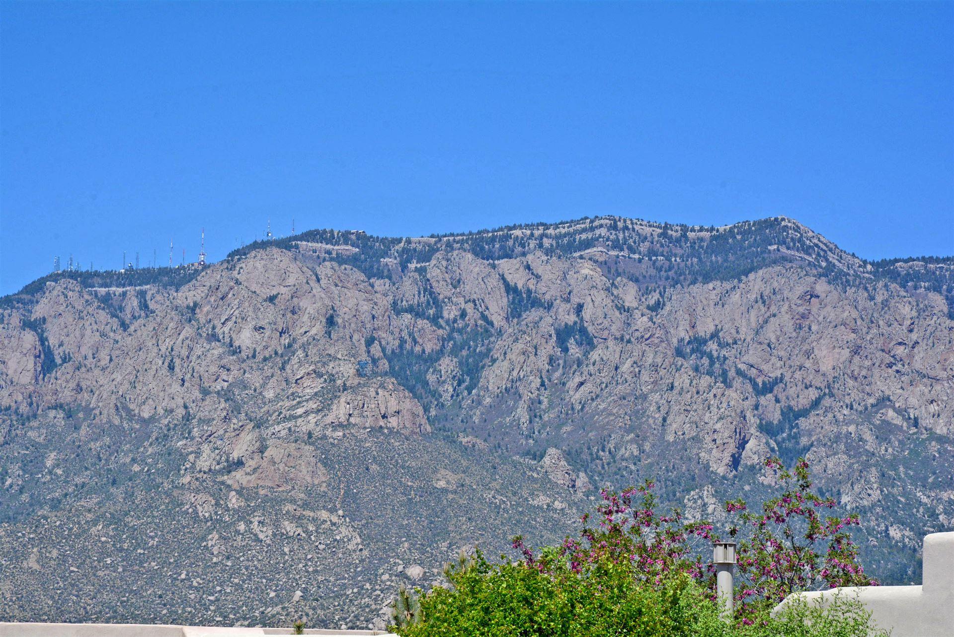 Photo for 6105 Copper Rose Street NE, Albuquerque, NM 87111 (MLS # 889998)