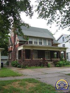 Photo of 1218 SW 10th Ave, Topeka, KS 66604 (MLS # 197551)