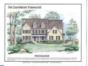 Photo of LOT F OLD HAWTHORNE DR, WEST CHESTER, PA 19382 (MLS # 6881005)