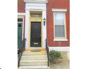 Photo of 212 CATHARINE ST, PHILADELPHIA, PA 19147 (MLS # 7063050)