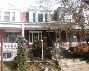 Photo of 6823 CLEARVIEW ST, PHILADELPHIA, PA 19119 (MLS # 7093205)
