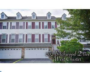 Photo of 202 BIRCHWOOD DR, WEST CHESTER, PA 19380 (MLS # 7071252)