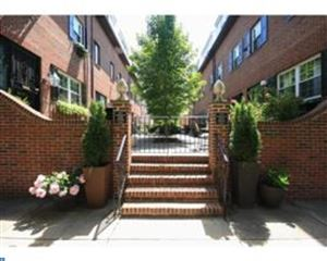 Photo of 517 RANDOLPH CT #D, PHILADELPHIA, PA 19147 (MLS # 7037261)