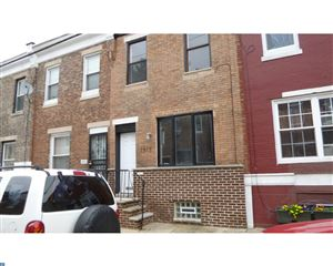 Photo of 1515 S RINGGOLD ST, PHILADELPHIA, PA 19146 (MLS # 7072326)