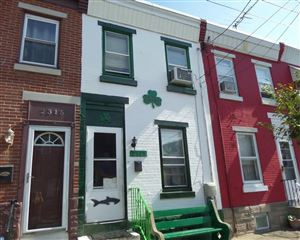 Photo of 2313 ALMOND ST, PHILADELPHIA, PA 19125 (MLS # 7054394)