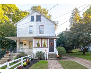 Photo of 220 LAKEVIEW AVE, HADDONFIELD, NJ 08033 (MLS # 7071553)