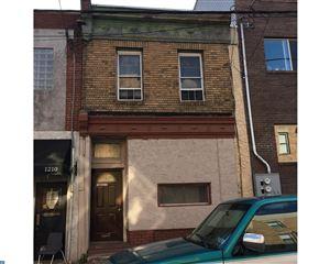 Photo of 1208 S 17TH ST, PHILADELPHIA, PA 19146 (MLS # 7013580)