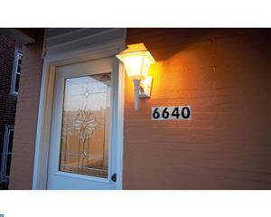 Photo of 6640 MUSGRAVE ST, PHILADELPHIA, PA 19119 (MLS # 7033681)