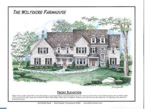 Photo of LOT C OLD HAWTHORNE DR, WEST CHESTER, PA 19382 (MLS # 6878815)