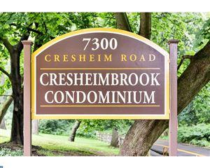 Photo of 7302 CRESHEIM RD #D3, PHILADELPHIA, PA 19119 (MLS # 7037876)