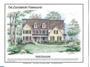 Photo of LOT #6 OLD HAWTHORNE DR, WEST CHESTER, PA 19382 (MLS # 6899881)