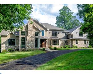 Photo of 1016 GREAT SPRINGS RD, BRYN MAWR, PA 19010 (MLS # 7022955)