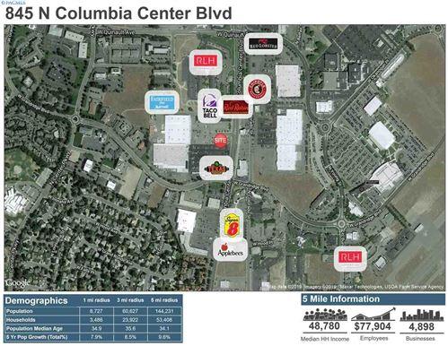 Photo of 845 N COLUMBIA CENTER BLVD 4,500 SQFT, Richland, WA (MLS # 222038)