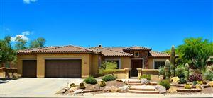 Photo of 35936 S Ocotillo Canyon Drive, Tucson, AZ 85739 (MLS # 21720854)
